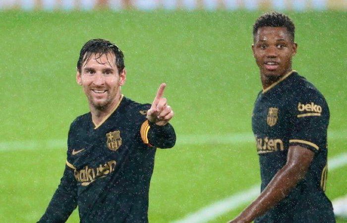 """رغم استقالة رئيس النادي.. """"ميسي"""" يرغب في مغادرة برشلونة"""