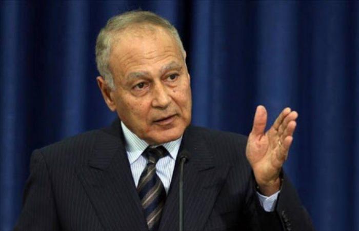 """""""أبوالغيط"""" يؤكد إدانة الإرهاب ويدعو للاحترام المتبادل بين أتباع الأديان"""