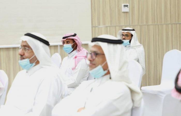 """شاهد.. ليلة تأبين ووفاء لـ""""عبدالله الزيد"""" تفيض بمشاعر زملائه ومحبيه"""