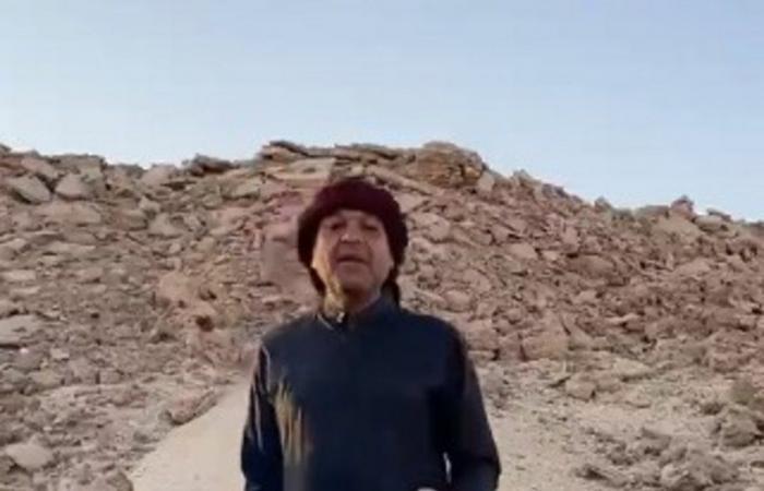 """متى نلبس الشتوي؟ """"الزعاق"""" يجيب راسماً خريطة المناطق """"فيديو"""""""