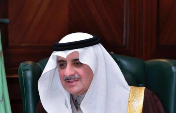 """أمير تبوك يشيد بـ""""الزميلي"""" الذي جسّد شخصية الفارس السعودي"""