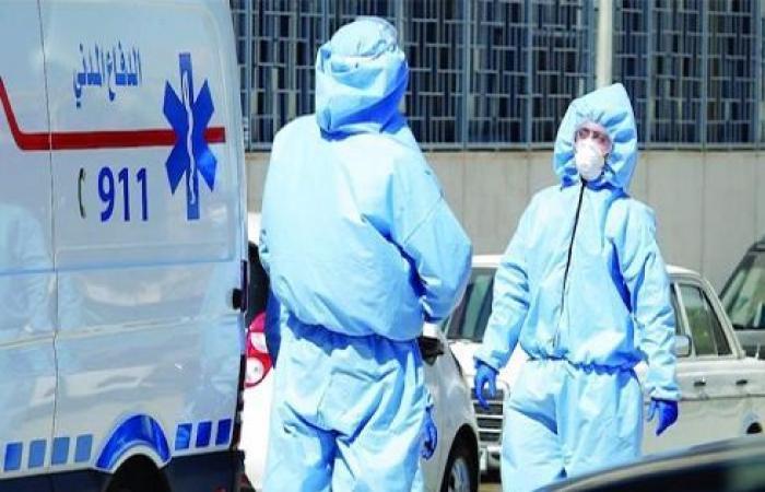 4981 اصابة جديدة بفيروس كورونا و 66 حالة وفاة في الاردن