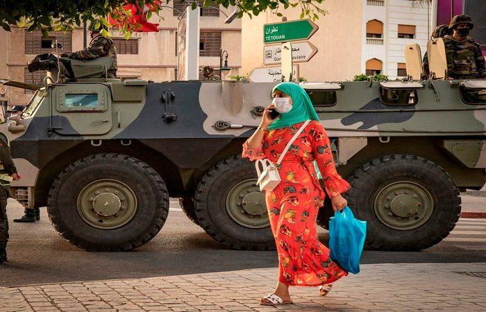 """حصيلة إصابات """"كورونا"""" في المغرب تقفز إلى 349688"""