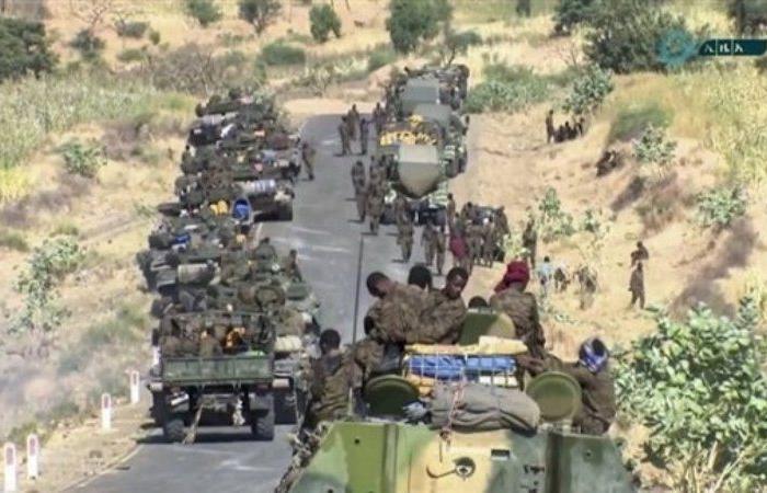 """الجيش الإثيوبي بدأ الهجوم على """"تيغراي"""".. وانفجارات في شمال العاصمة"""