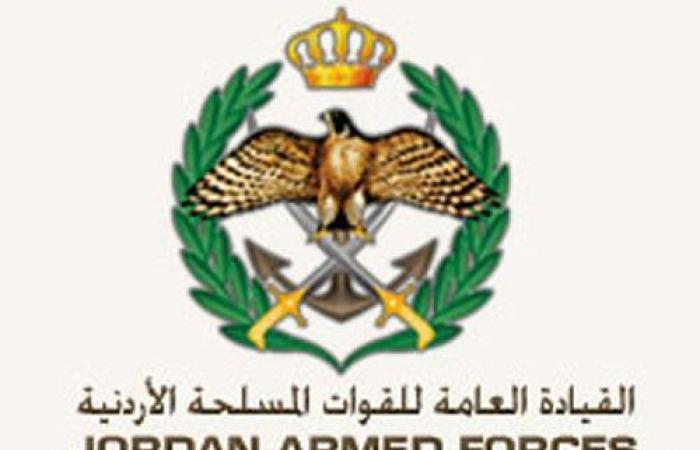 وفاتان و3 اصابات من مرتبات القوات المسلحة الاردنية بانزلاق مركبتهم