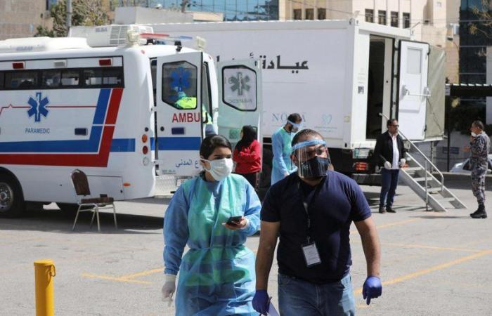 الأردن: 3108 إصابات جديدة بكورونا و56 حالة وفاة