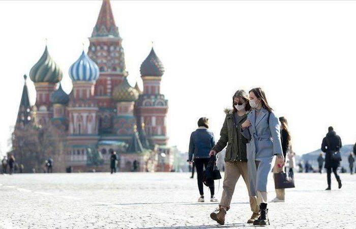 آخر 24 ساعة.. روسيا تسجّل 510 وفيات و27100 إصابة جديدة بكورونا