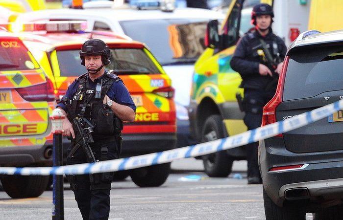 """""""هجوم محتمل للغاية"""".. شرطة لندن تعثر على طرد مشبوه بناطحة سحاب"""