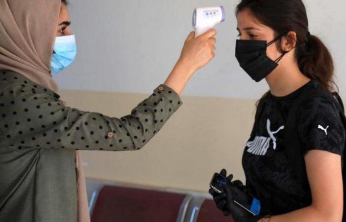 العراق يسجل 2114 إصابة جديدة بكورونا و34 حالة وفاة