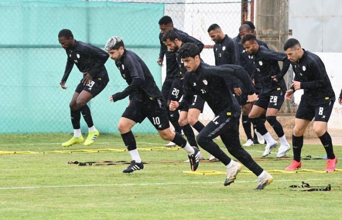 الشباب يدشن تحضيراته لمواجهة الاتحاد.. في نصف نهائي كأس محمد السادس