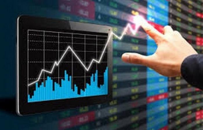 """مؤشر """"الأسهم السعودية"""" يغلق مرتفعاً عند 8747.09 نقطة"""