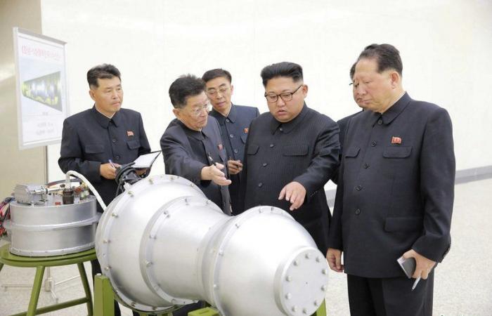 أمريكا تتهم الصين بانتهاك العقوبات الأممية المفروضة على كوريا الشمالية