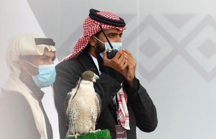 """""""الصقارة"""".. قيم أصيلة تتناقلها أجيال السعودية على مر العصور"""