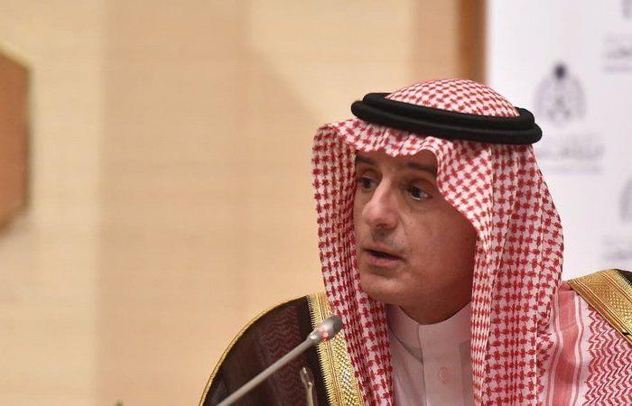 """""""الجبير"""": سياسات السعودية أثمرت تفوقًا في مؤشرات الأمن الدولية"""
