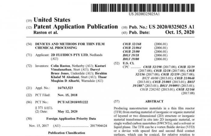 """4 براءات اختراع في النانو.. الدكتوراه لـ""""الحربي"""" من أستراليا والعروض تنهال"""