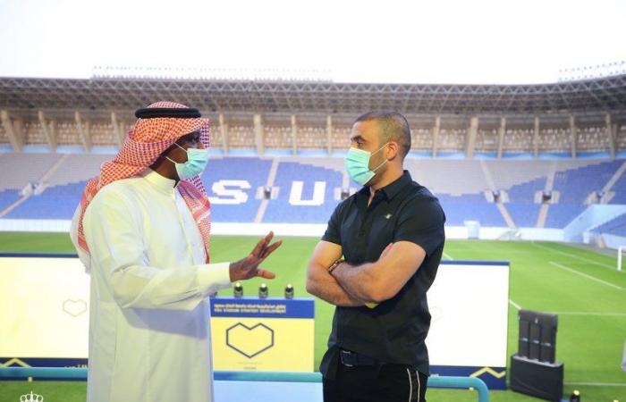 ماجد عبدالله: النصر قادر على العودة.. نثق في اللاعبين