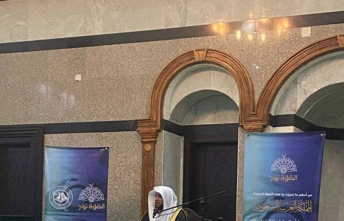 """مدير هيئة مكة يتفقّد العمل الميداني والتوعوي بـ""""الكامل"""""""