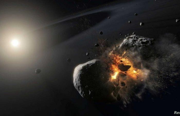 عن ارتطام كويكب بالأرض.. علماء يفجرون المفاجأة الصاعقة