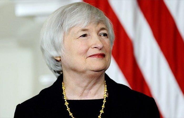 """""""الشيوخ الأمريكي"""" يصوت على تسمية جانيت يلين وزيرة للخزانة.. الاثنين القادم"""