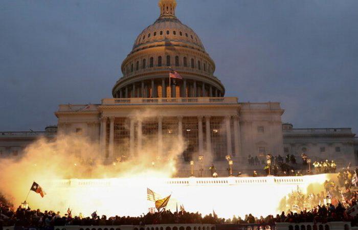 شرطة الكابيتول: اقتحام الكونغرس أظهر إخفاقات أمنية لعدم استخدام القوة لإيقافه