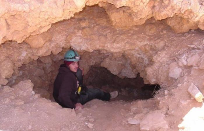 """""""الشنطي"""": نعمل على اكتشاف تجاويف كهفية تختبئ تحت سطح الأرض"""
