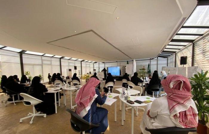 """""""تمهين"""" يدرب 259 موظفًا وموظفة من القطاع الخيري بالشرقية"""