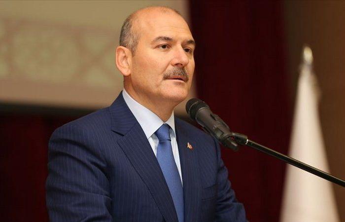 """المفاجأة تبخرت.. وزير داخلية """"أردوغان"""" يلاعب أوروبا بورقة الإرهاب!"""