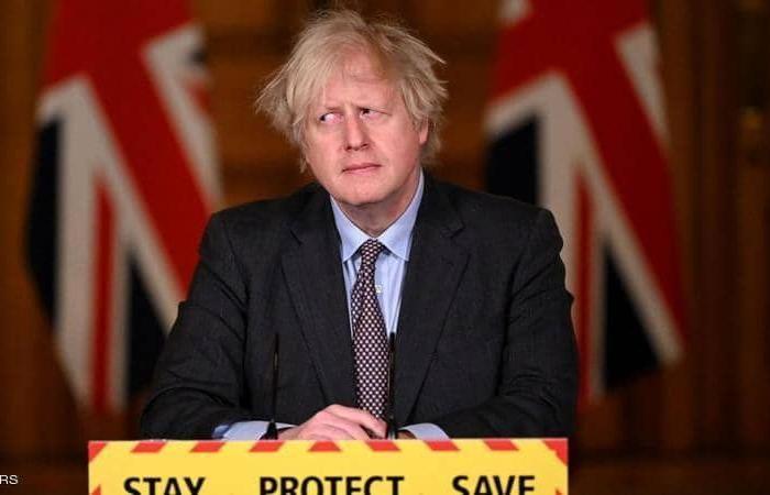 """رئيس وزراء بريطانيا: يجب أن نتعايش مع """"كورونا"""" مثل الإنفلونزا"""