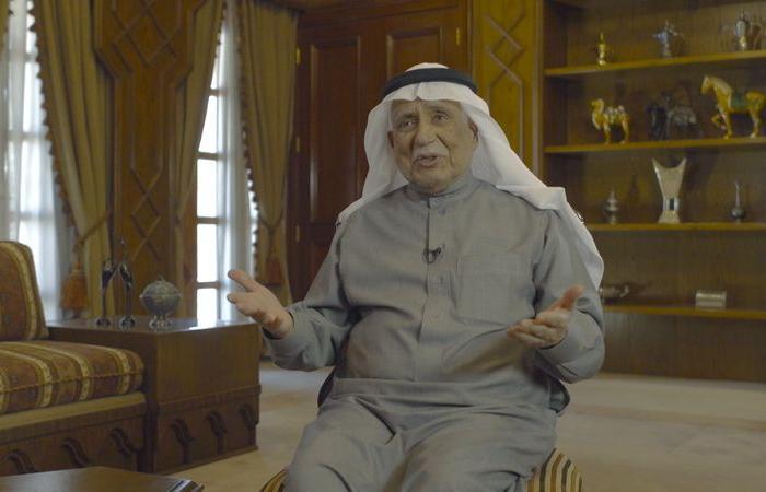 """في أول ظهور له منذ ربع قرن.. """"أبا الخيل"""" يروي مسيرته على شاشة السعودية"""