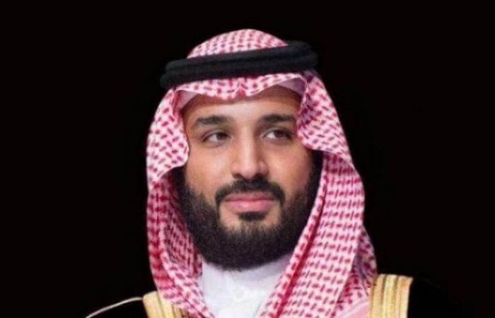 """ولي العهد يتلقى اتصالين من """"الكاظمي"""" ورئيس البرلمان العراقي"""