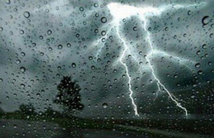 """""""الأرصاد"""" تنبه من أمطار رعدية ورياح على الباحة"""