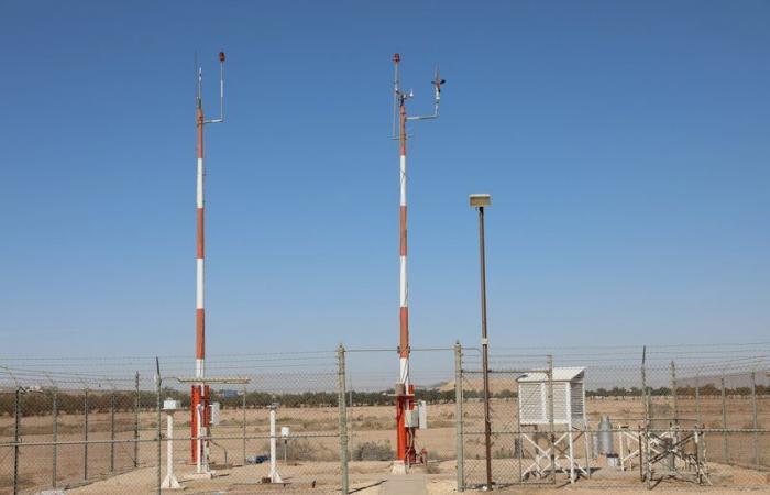 """رئيس """"الأرصاد"""": ٧٥ محطة أوتوماتيكية تضاف إلى خدمات الرصد"""
