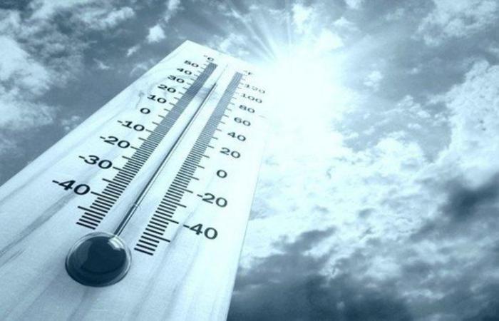 """""""الأرصاد"""": انخفاض درجات الحرارة مساء الخميس والجمعة"""