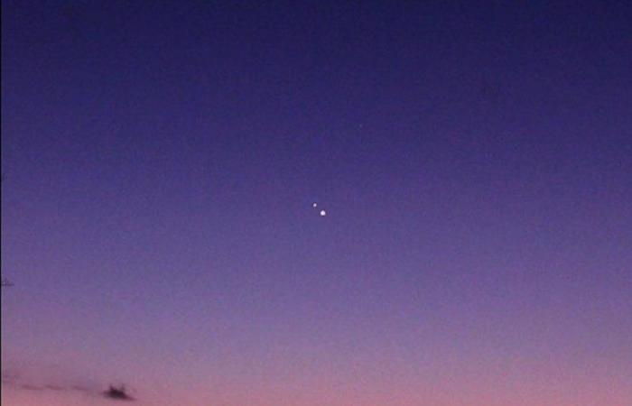 فلكية جدة: سماء السعودية ستشهد اقتران المشتري بعطارد فجر الجمعة