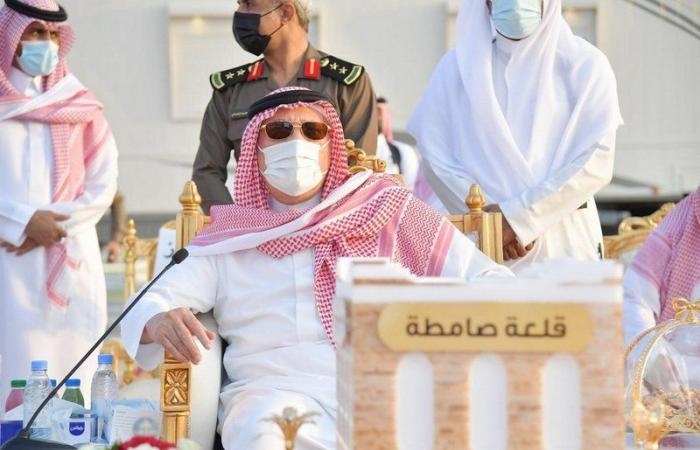 أمير جازان يفتتح الواجهة البحرية بالسهي.. ويدشن مشروعات تنموية في صامطة بأكثر من 605 ملايين ريال