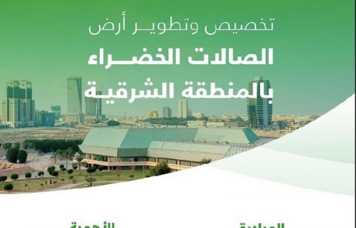 """وزارة الرياضة تعين فريق عمل مختصاً لإعداد الدراسات الأولية لتطوير أرض """"الصالات الخضراء"""""""