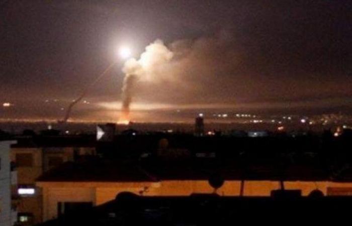 الدفاعات الجوية السورية تتصدى لهجوم إسرائيلي في أجواء دمشق