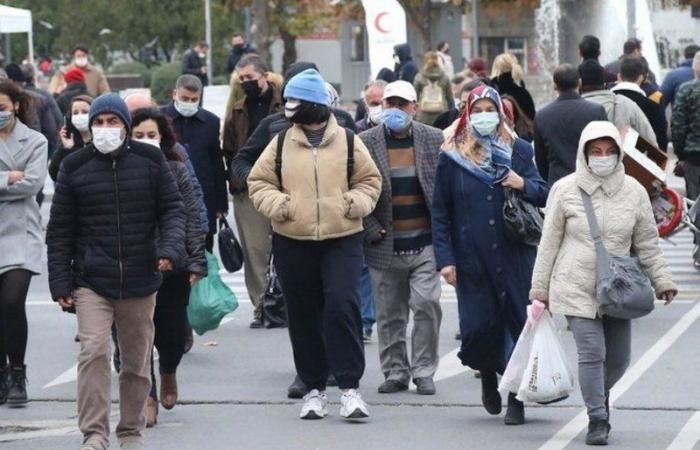 """تركيا أخطر دولة موبوءة بـ""""كورونا"""".. وأمريكا تحذِّر مواطنيها من السفر إليها"""