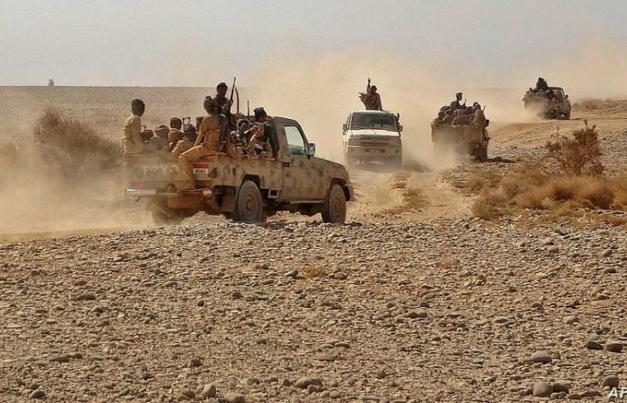 """هجوم الفجر ..""""الشرعية"""" تستعيد مواقعاً استخدمها الحوثيين في قصف المدنيين بمأرب"""