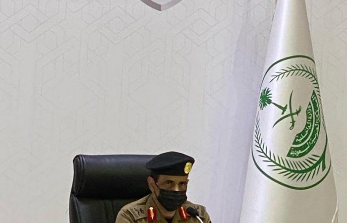 قائد قوات أمن الحج والعمرة: توجيهات كريمة بتسهيل إجراءات المعتمرين والزوار