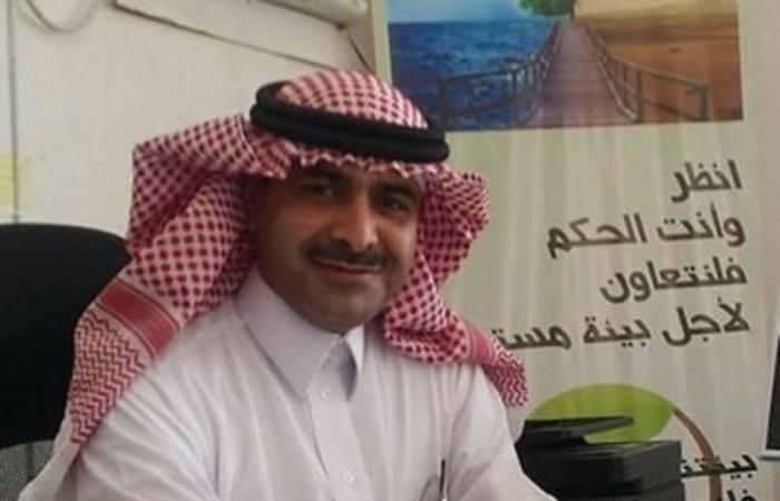 """""""الحيزان"""" ينبه: موجة غبار تَشَكّلت شمال شرق الرياض وتتقدم للغرب"""