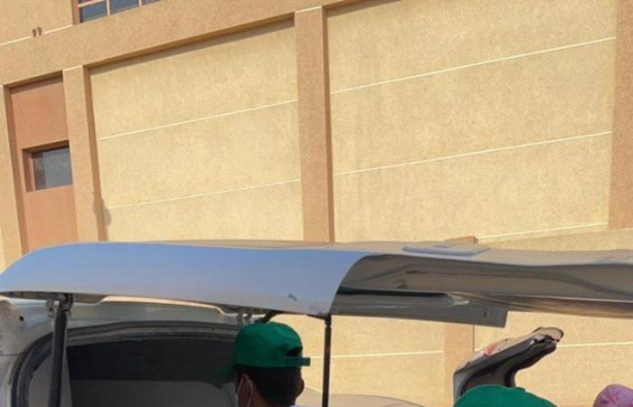 """""""خيرية الشرائع"""" توزع 9600 وجبة إفطار بساحات الحرم المكي والمنافذ من بداية رمضان"""