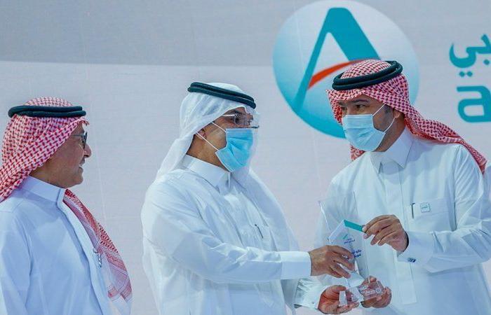 ملتقى سكني 2021 يتوج البنك العربي الوطني بجائزة أفضل جهة تمويلية تطوراً