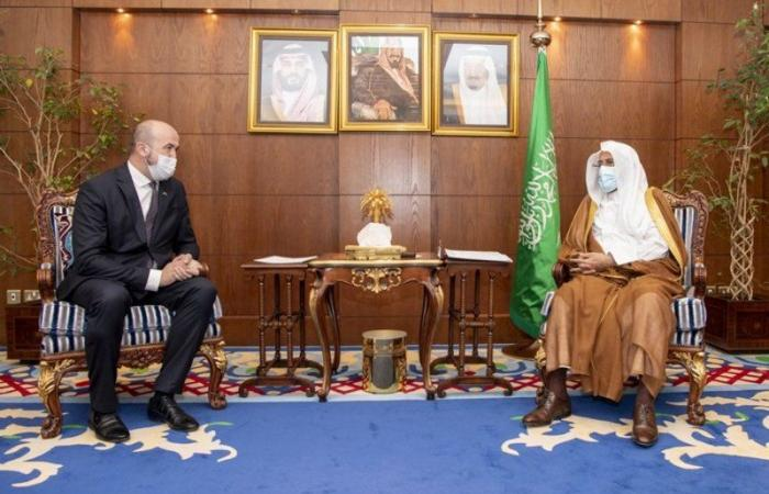 بالفيديو .. سفير البوسنة: مركز الملك فهد رابطة قوية لنا مع السعودية