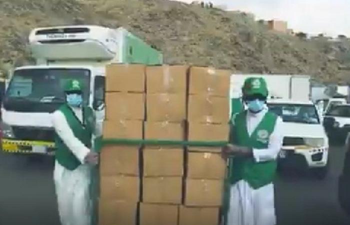 إمارة مكة: 12 مليون وجبة وسلة غذائية خلال رمضان