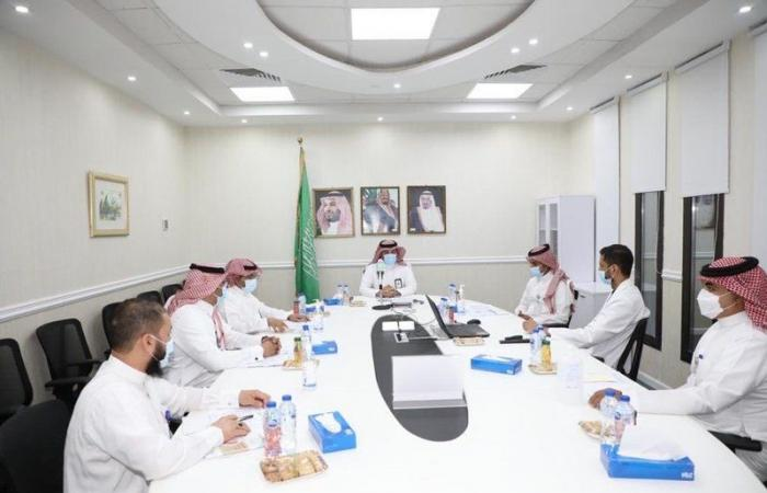 مدير صحة بيشة يدشّن مركز جراحة السمنة والمناظير المتقدمة بمستشفى الملك عبدالله