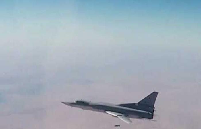 روسيا : مقتل نحو 200 مسلح بضربات جوية على قاعدة  تنظيم الدولة وسط سوريا