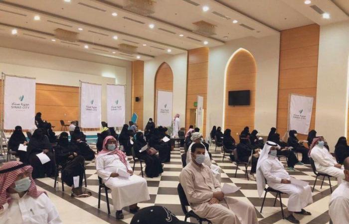 """""""تعليم مكة"""" تبدأ في تنفيذ حملة تقديم لقاح كورونا للمعلمين والمعلمات"""