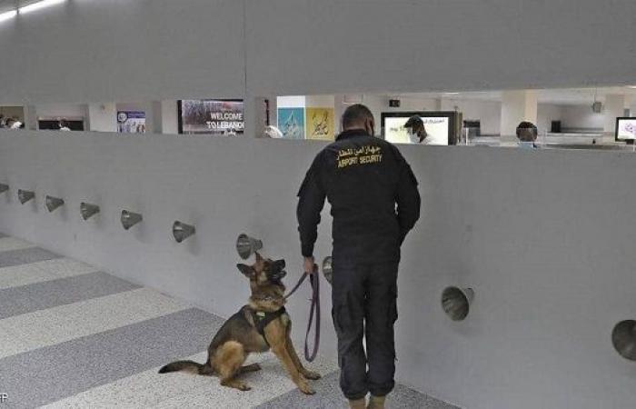 ضبط شحنة كوكايين في مطار بيروت