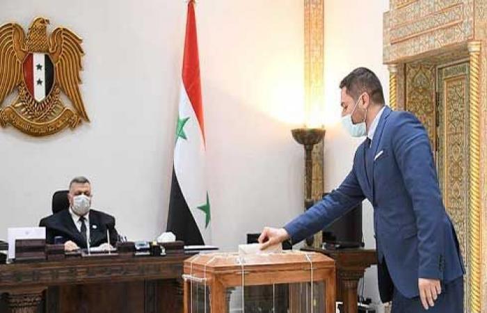 قبل يوم من غلق الباب..  ثاني أعلى حصيلة يومية في أعداد طالبي الترشح للانتخابات في سوريا